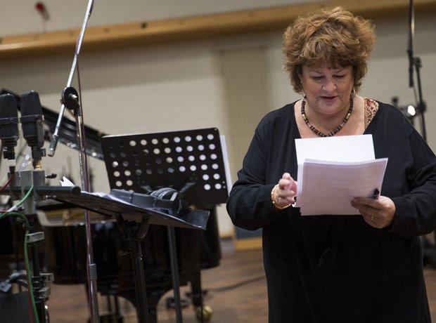 Catherine Bott classic FM Charity Single Global Make Some Noise