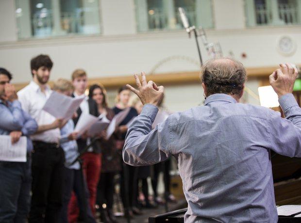 Choir Classic FM Charity Single Global Make Some N