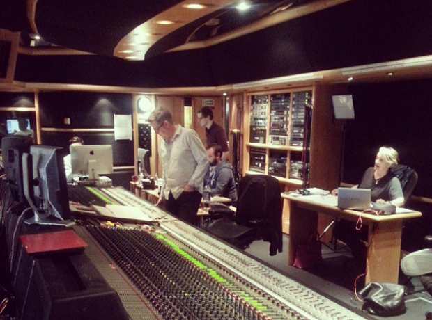 Classic FM Air Studios Behind The Scenes Make Some