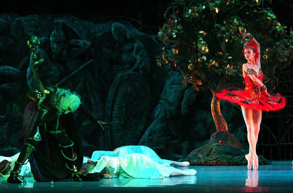 Mariinsky St Petersburg Russia ballet dance Taipei