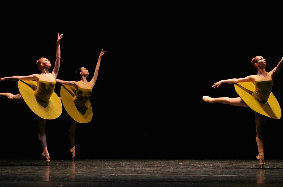 Mariinsky St Petersburg Russia ballet Steptext Sadlers Wells