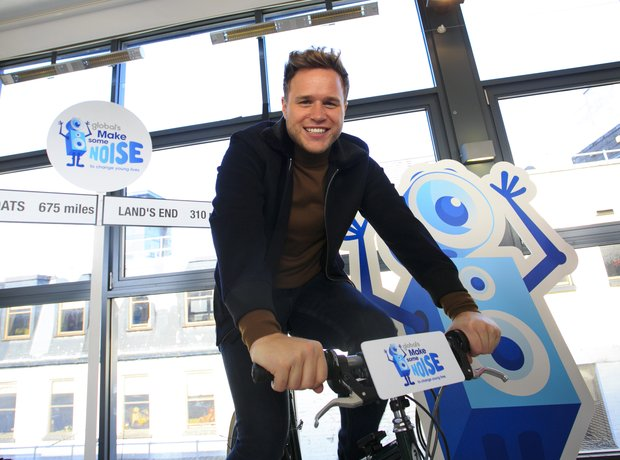 Olly Murs Global Make Some Noise