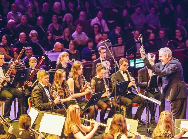 Birmingham Junior Conservatoire Wind Orchestra Per