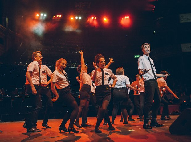 Haven High Academy 6th Form Choir Performance School Proms