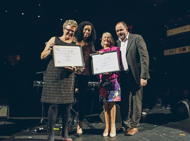 Music Teacher of the Year Award 2014 Performance School Proms