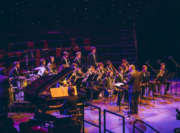 Northhampton School For Boys Big Band