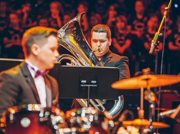 Pembrokeshires Symphonic Brass