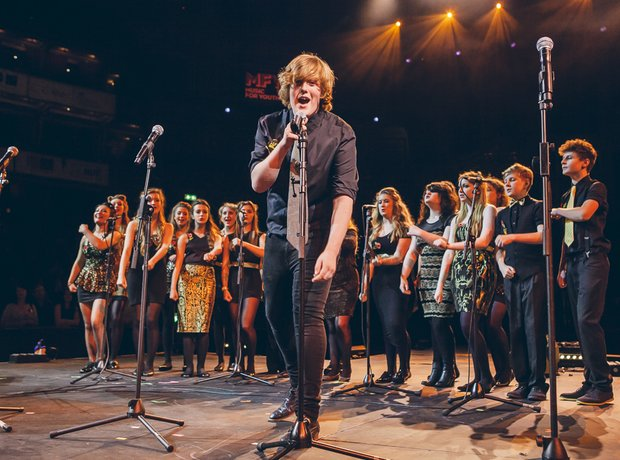 Urban Voice Performance