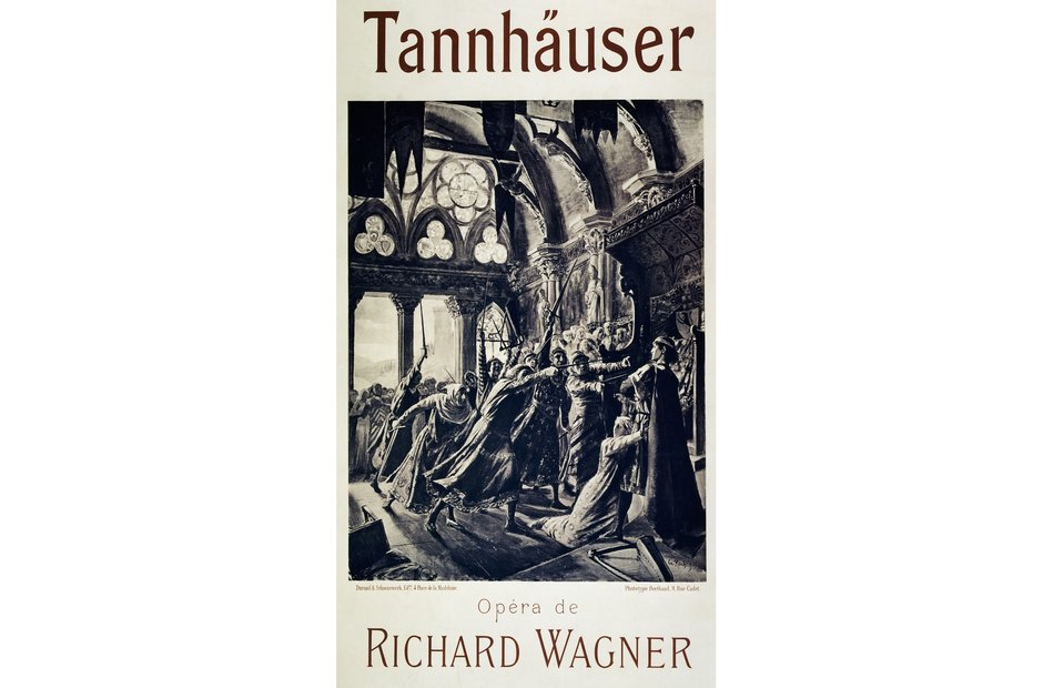 Cannot orgy in tannhauser are
