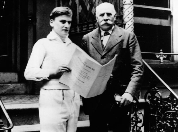 LPO Menuhin and Elgar
