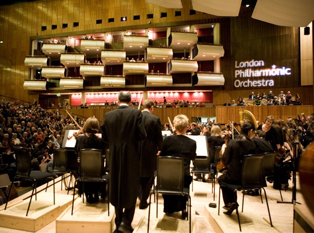 LPO in the Royal Festival Hall