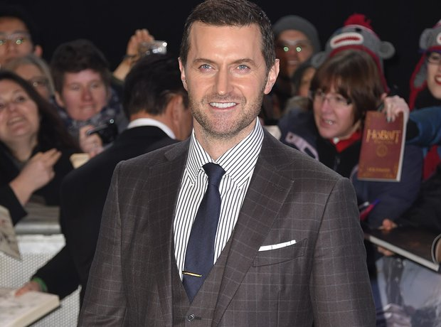 Richard Armitage Hobbit world premiere