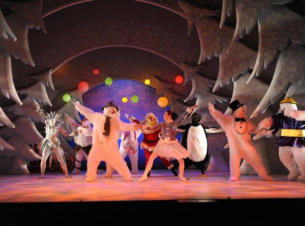 Christmas ballets