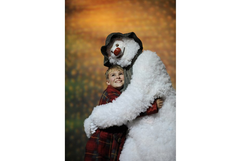 The Snowman at Sadler's Wells