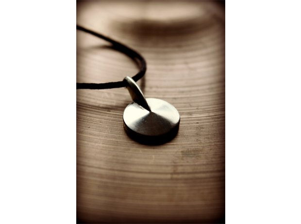 Clarinet key necklace