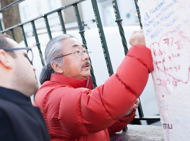 Nobuo Uematsu and the LSO at Abbey Road