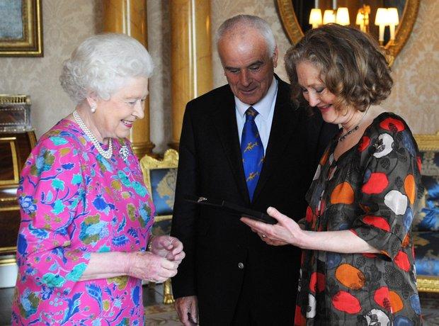 Queen Emma Kirkby Maxwell Davies