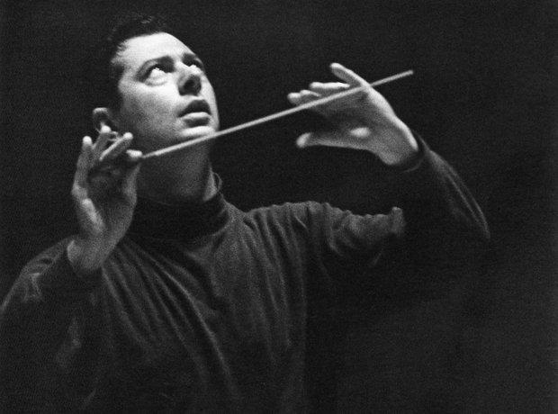 Rafael Fruhbeck De Burgos conductor