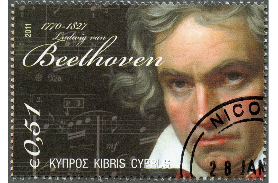 The most beautiful classical music postage stamps - Classic FM