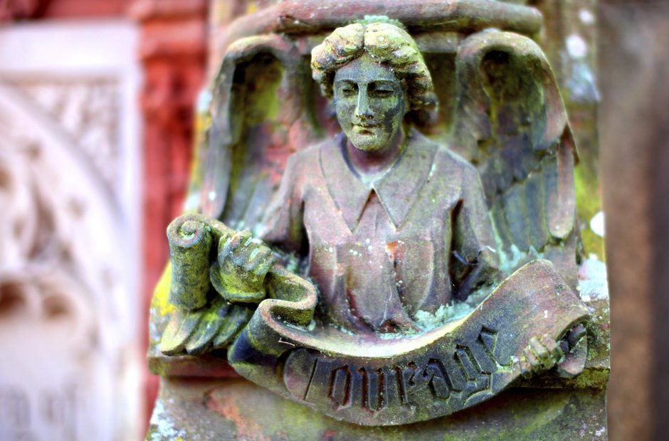 Rosslyn Chapel detail