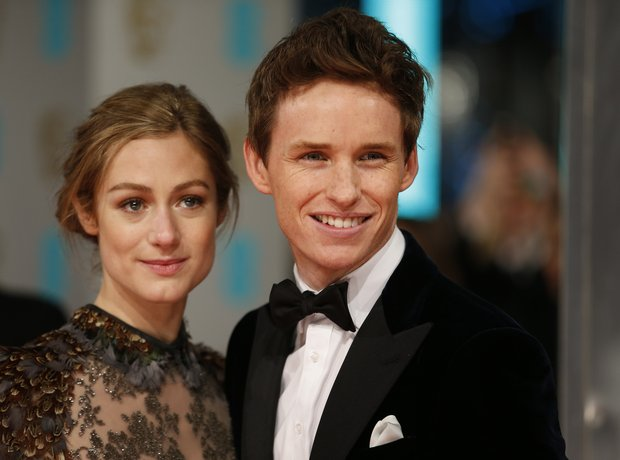 Eddie Redmayne, Bafta awards 2015
