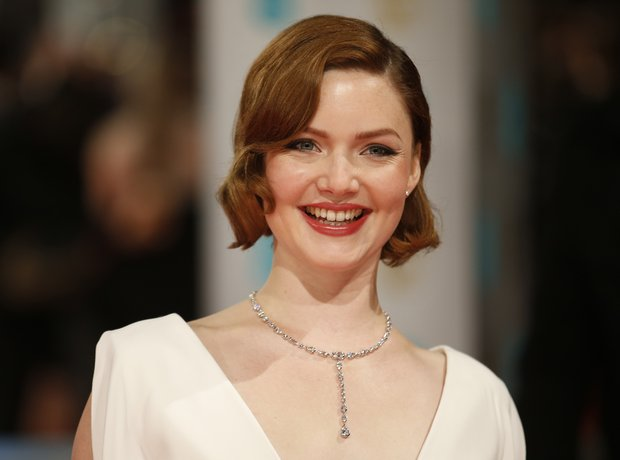 Holliday Grainger, Bafta awards 2015