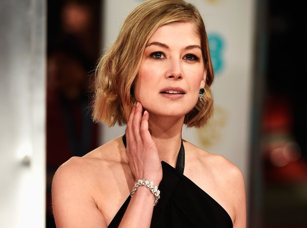 Rosamund Pike, Bafta awards 2015