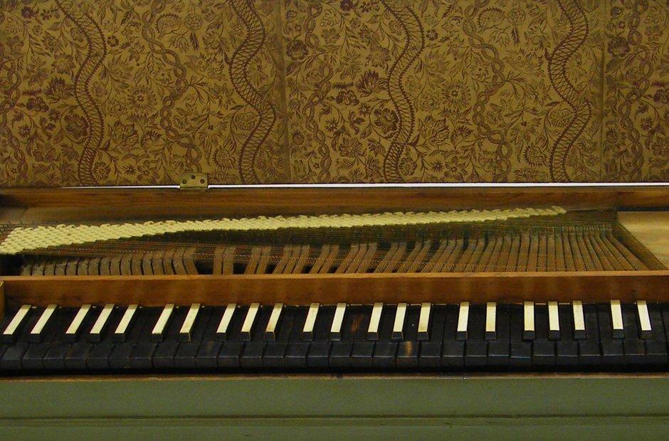 Clavichord Hogwood