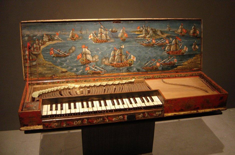 Clavichord Lepante