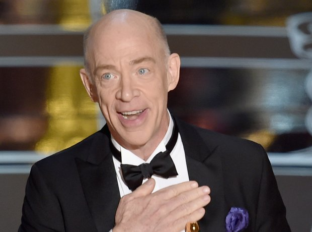 J.K. Simmons Oscar winner 2015