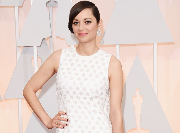 Marion Cotillard at the Oscars 2015