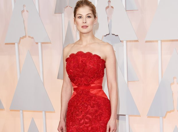 Rosamund Pike at the Oscars 2015
