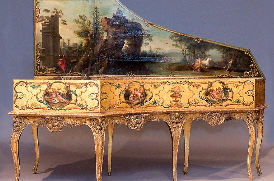 Ruckers Harpsichord