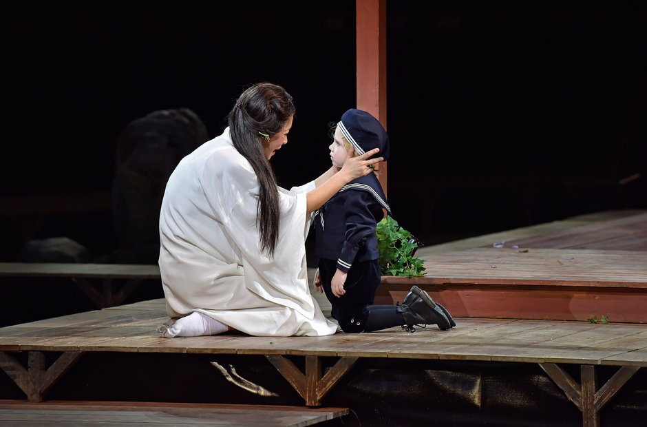 Madam Butterfly at the Royal Albert Hall