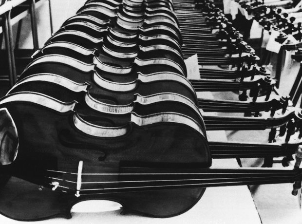 Cremona violin factory