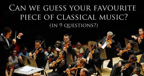 Classical music trivia for prizes