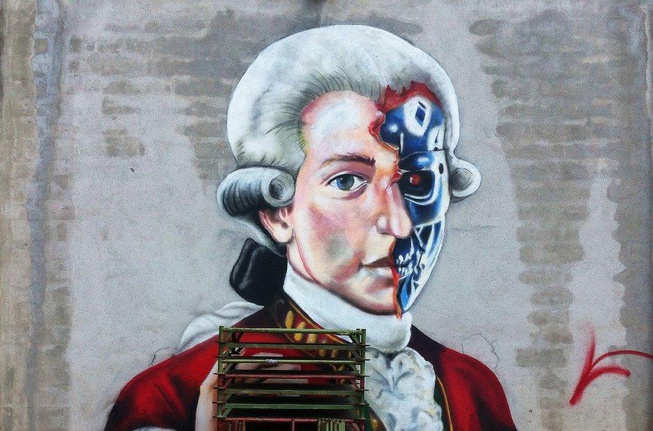 Mozart Terminator