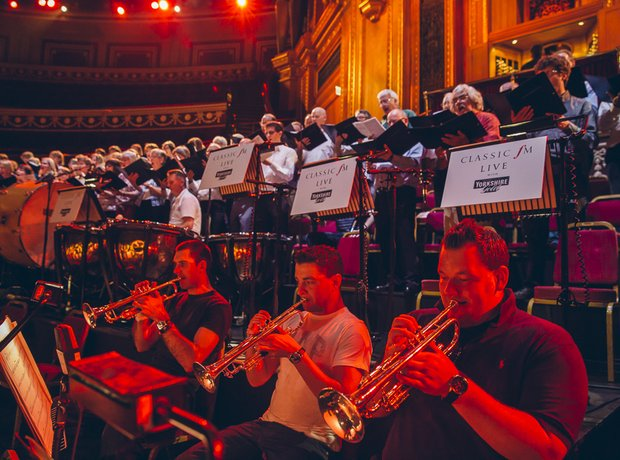 Bournemouth Symphony Choir and Orchestra Classic F