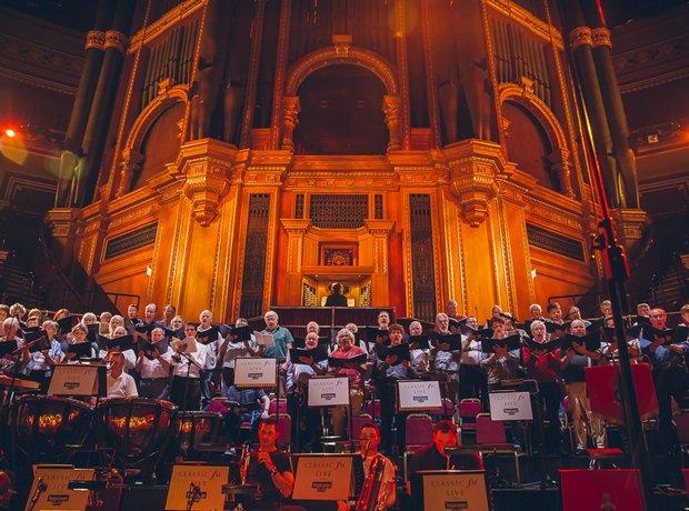 Bournemouth Symphony Choir Classic FM Live 2015 re
