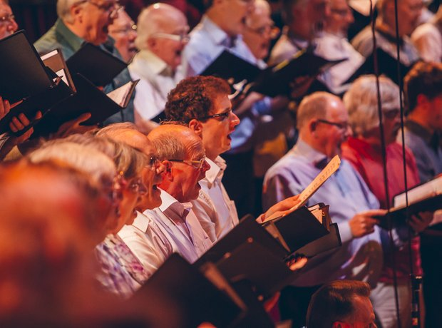Bournemouth Symphony Choir Classic FM Live 2015 re