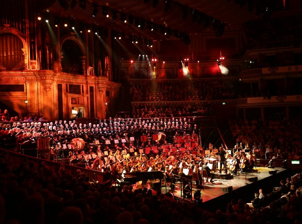 Bournemouth Symphony Orchestra and Choir