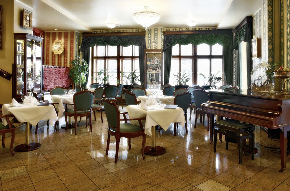 Cafe Mozart Prague
