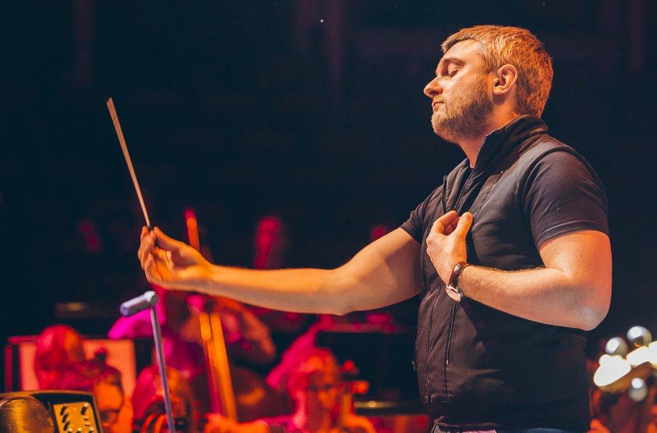 Kirill Karabits Classic FM Live 2015 rehearsals