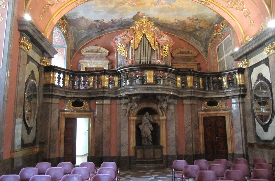 Prague venues Klementinum