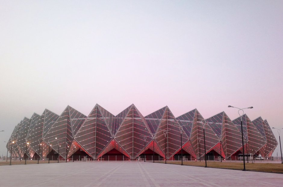 Baku Crystal Hall