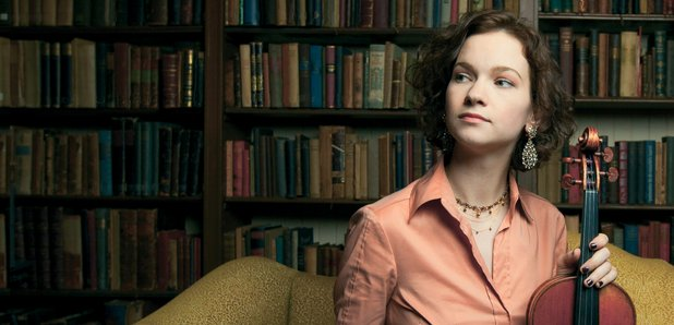Join Hilary Hahn in Tim Lihoreau's Wednesday web chat ... Hilary Hahn Instagram