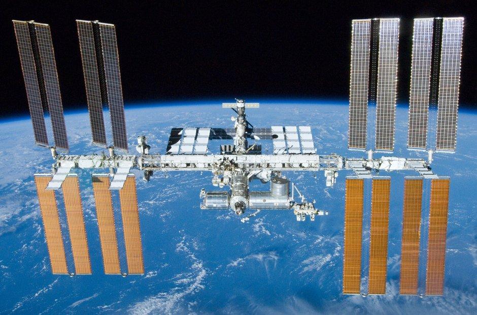 International Space Station Sarah Brightman