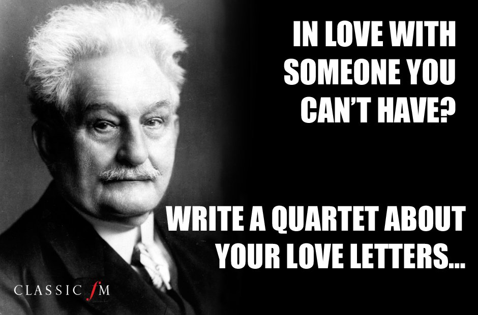 Love advice from the great composers