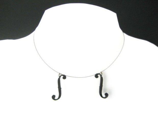 Classical music jewellery