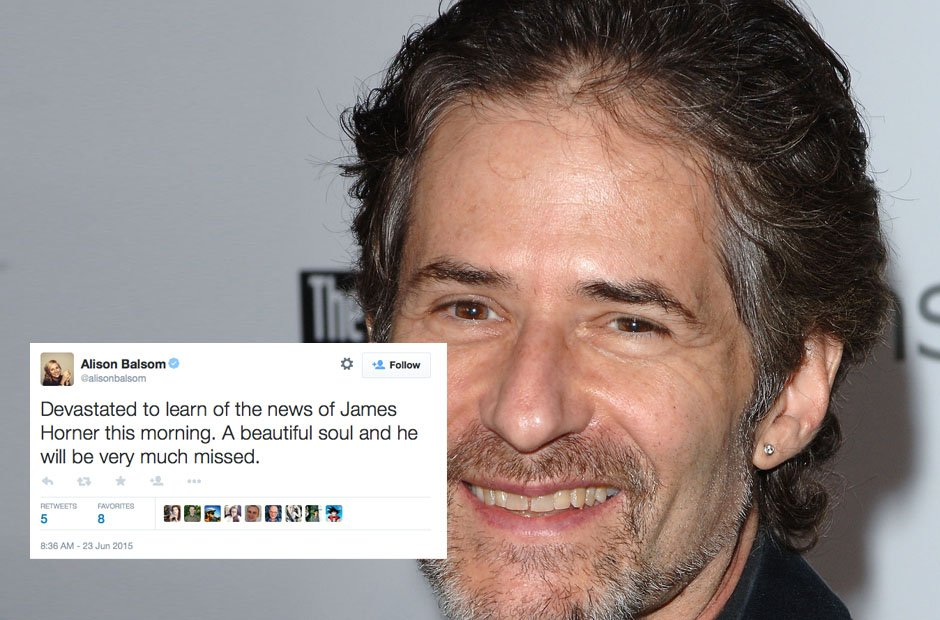 Alison Balsom on James Horner